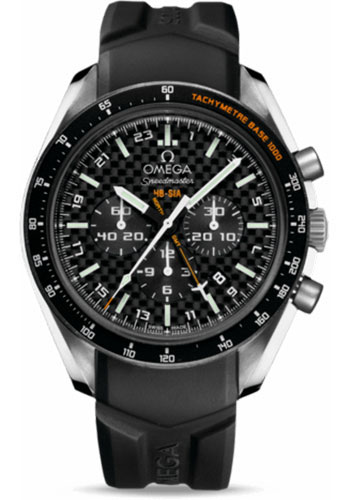 Omega Watches - Speedmaster HB-SIA Co-Axial GMT Chronograph - Style No: 321.92.44.52.01.001