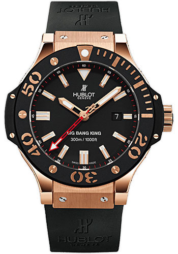 Hublot Watches - Big Bang King 48mm Red Gold - Style No: 322.PM.100.RX