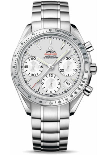 Omega Watches - Speedmaster Date Stainless Steel - Style No: 323.10.40.40.02.001