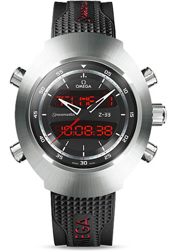 Omega Watches - Speedmaster Spacemaster Z-33 Chronograph Titanium - Style No: 325.92.43.79.01.001