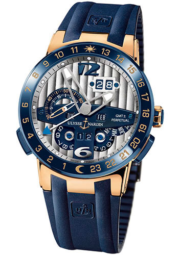 Ulysse Nardin Watches - Executive El Toro Rose Gold - Style No: 326-00-3
