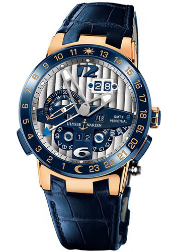 Ulysse Nardin Watches - Executive El Toro Rose Gold - Style No: 326-00