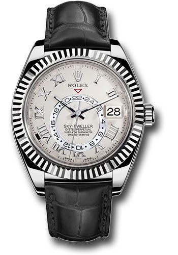 Rolex Watches - Sky-Dweller White Gold - Style No: 326139 iv