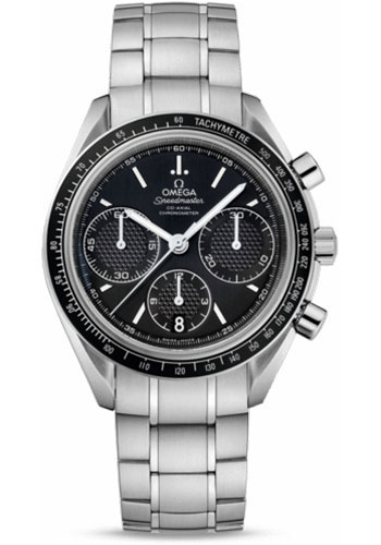 Omega Watches - Speedmaster Racing Co-Axial Chronograph 40 mm - Stainless Steel - Style No: 326.30.40.50.01.001