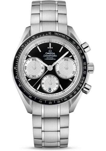 Omega Watches - Speedmaster Racing Co-Axial Chronograph 40 mm - Stainless Steel - Style No: 326.30.40.50.01.002