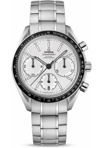 Omega Watches - Speedmaster Racing Co-Axial Chronograph 40 mm - Stainless Steel - Style No: 326.30.40.50.02.001