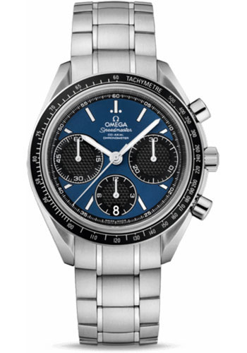 Omega Watches - Speedmaster Racing Co-Axial Chronograph 40 mm - Stainless Steel - Style No: 326.30.40.50.03.001
