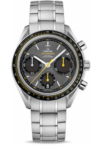 Omega Watches - Speedmaster Racing Co-Axial Chronograph 40 mm - Stainless Steel - Style No: 326.30.40.50.06.001