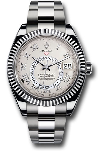 Rolex Watches - Sky-Dweller White Gold - Style No: 326939 iv