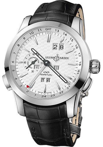 Ulysse Nardin Watches - Perpetual Manufacture - Style No: 329-10