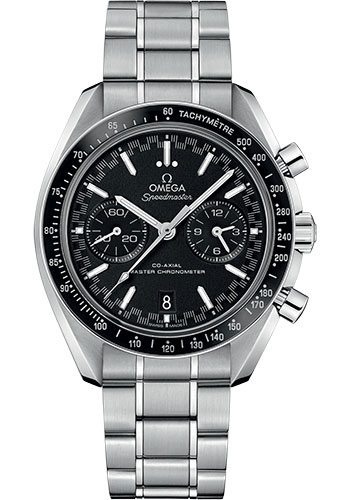 Omega Watches - Speedmaster Racing Co-Axial Chronograph 44.25 mm - Stainless Steel - Bracelet - Style No: 329.30.44.51.01.001