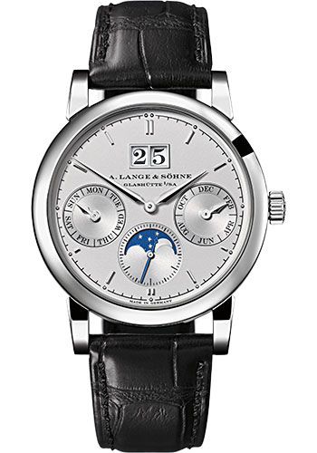 A. Lange & Sohne Watches - Saxonia Annual Calender - Style No: 330.025E