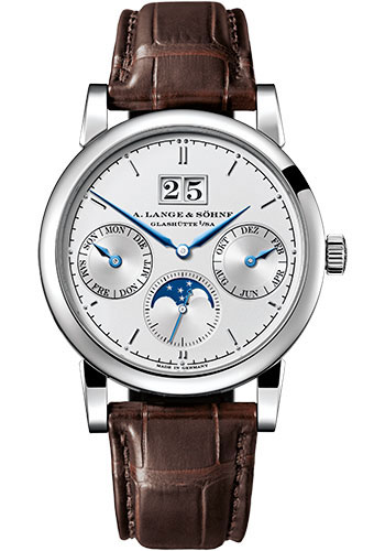 A. Lange & Sohne Watches - Saxonia Annual Calender - Style No: 330.026E