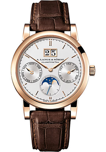 A. Lange & Sohne Watches - Saxonia Annual Calender - Style No: 330.032E