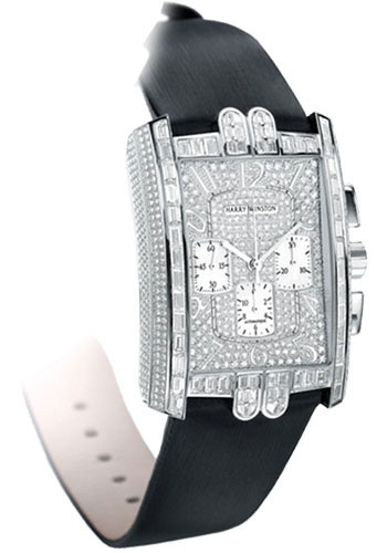 Harry Winston Watches - Avenue Avenue C Chrono - Style No: 330/MCAWL.D01/BD