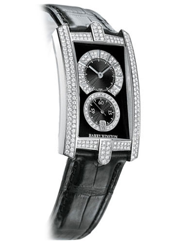 Harry Winston Watches - Avenue Avenue C Midsize - Style No: 331/UQWL.KD/D3.2