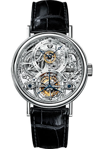 Breguet Watches - Classique Grande Complication 3355 - Torbillon - 35.5mm - Style No: 3355PT/00/986