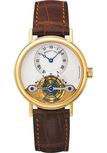 Breguet Watches - Classique Grande Complication 3357 - Tourbillon - 36mm - Style No: 3357BA/12/986