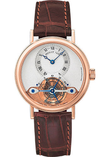 Breguet Watches - Classique Grande Complication 3357 - Tourbillon - 36mm - Style No: 3357BR/12/986