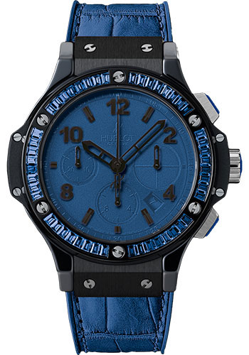 Hublot Watches - Big Bang 41mm Tutti Frutti Ceramic - Style No: 341.CL.5190.LR.1901