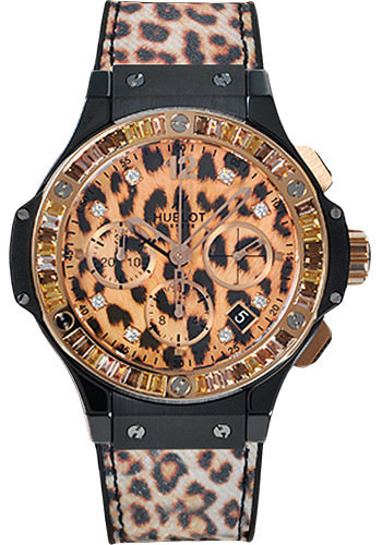 Hublot Watches - Big Bang 41mm Leopard - Style No: 341.CP.7610.NR.1976