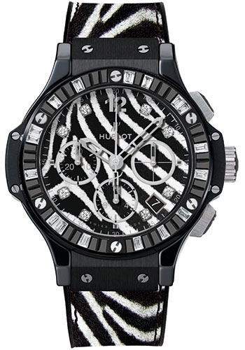 Hublot Watches - Big Bang 41mm Zebra - Style No: 341.CV.7517.VR.1975