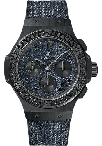 Hublot Watches - Big Bang 41mm Jeans - Style No: 341.CX.2740.NR.1200.JEANS