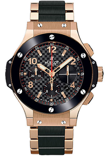 Hublot Watches - Big Bang 41mm Red Gold And Ceramic - Style No: 341.PB.131.PB