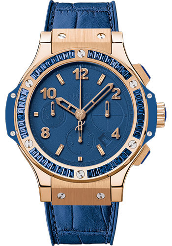 Hublot Watches - Big Bang 41mm Tutti Frutti - Red Gold - Style No: 341.PL.5190.LR.1901