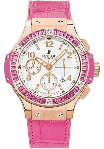 Hublot Watches - Big Bang 41mm Tutti Frutti - Red Gold - Style No: 341.PP.2010.LR.1933