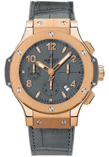 Hublot Watches - Big Bang 41mm Earl Gray - Style No: 341.PT.5010.LR