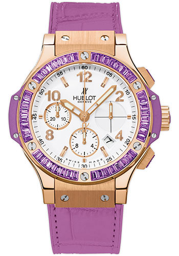 Hublot Watches - Big Bang 41mm Tutti Frutti - Red Gold - Style No: 341.PV.2010.LR.1905