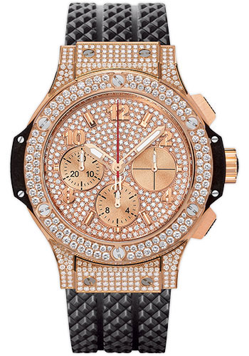 Hublot Watches - Big Bang 41mm Red Gold - Style No: 341.PX.9010.RX.1704