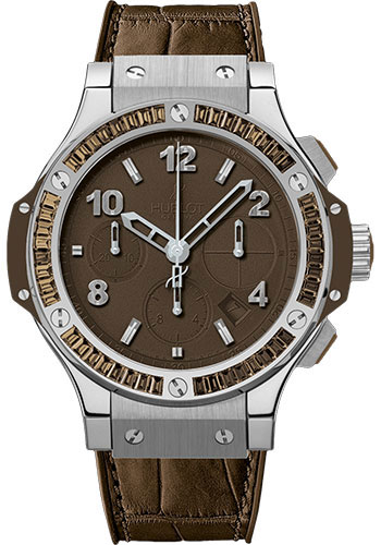Hublot Watches - Big Bang 41mm Tutti Frutti Stainless Steel - Style No: 341.SC.5490.LR.1916