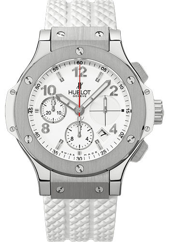 Hublot Watches - Big Bang 41mm Stainless Steel White - Style No: 341.SE.230.RW