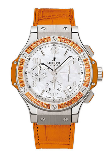 Hublot Watches - Big Bang 41mm Tutti Frutti Stainless Steel - Style No: 341.SO.6010.LR.1906