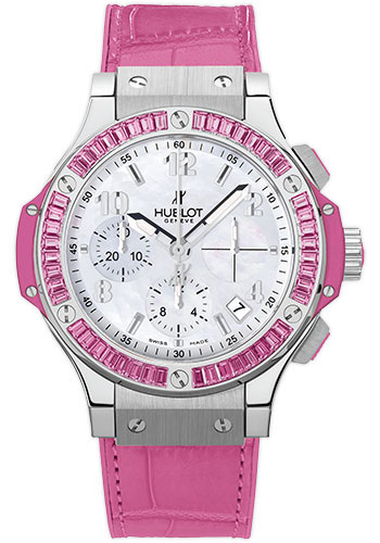 Hublot Watches - Big Bang 41mm Tutti Frutti Stainless Steel - Style No: 341.SP.6010.LR.1933