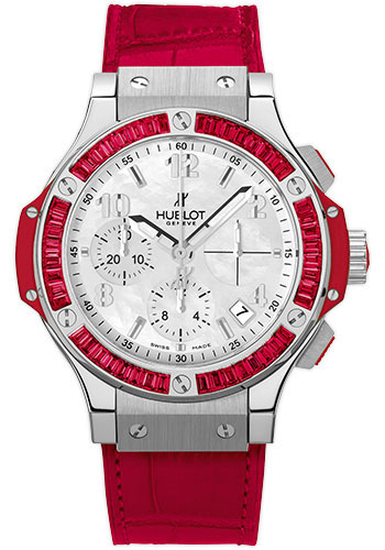 Hublot Watches - Big Bang 41mm Tutti Frutti Stainless Steel - Style No: 341.SR.6010.LR.1913