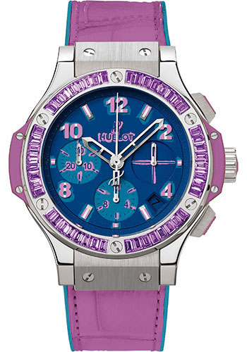 Hublot Watches - Big Bang 41mm Pop Art - Stainless Steel - Style No: 341.SV.5199.LR.1905.POP14