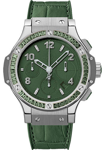 Hublot Watches - Big Bang 41mm Tutti Frutti Stainless Steel - Style No: 341.SV.5290.LR.1917