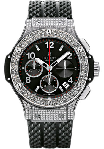 Hublot Watches - Big Bang 41mm Stainless Steel - Style No: 341.SX.130.RX.174