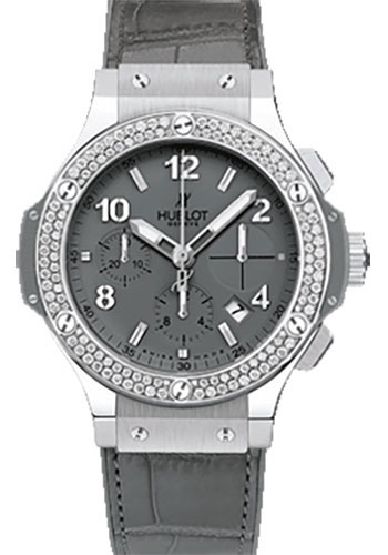 Hublot Watches - Big Bang 41mm Earl Gray - Style No: 342.ST.5010.LR.1104