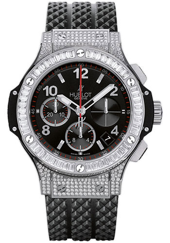 Hublot Watches - Big Bang 41mm Stainless Steel - Style No: 342.SX.130.RX.094