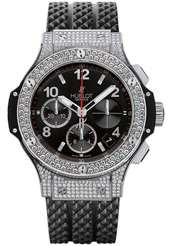 Hublot Watches - Big Bang 41mm Stainless Steel - Style No: 342.SX.130.RX.174