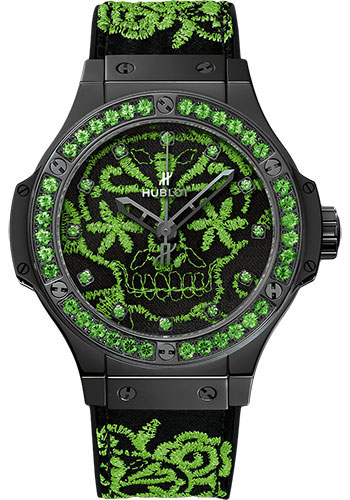 Hublot Watches - Big Bang 41mm Broderie - Style No: 343.CG.6590.NR.1222