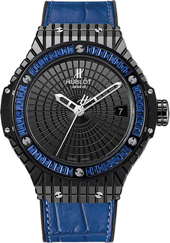 Hublot Watches - Big Bang 41mm Tutti Frutti Caviar - Style No: 346.CD.1800.LR.1901