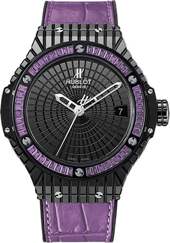 Hublot Watches - Big Bang 41mm Tutti Frutti Caviar - Style No: 346.CD.1800.LR.1905