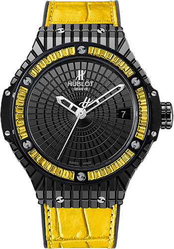 Hublot Watches - Big Bang 41mm Tutti Frutti Caviar - Style No: 346.CD.1800.LR.1915