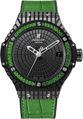 Hublot Watches - Big Bang 41mm Tutti Frutti Caviar - Style No: 346.CD.1800.LR.1922