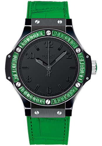 Hublot Watches - Big Bang 38mm Tutti Frutti - Ceramic - Style No: 361.CG.1110.LR.1922
